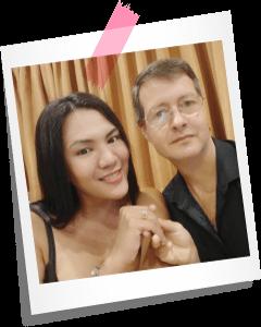 Martin & Donna - myladyboycupid
