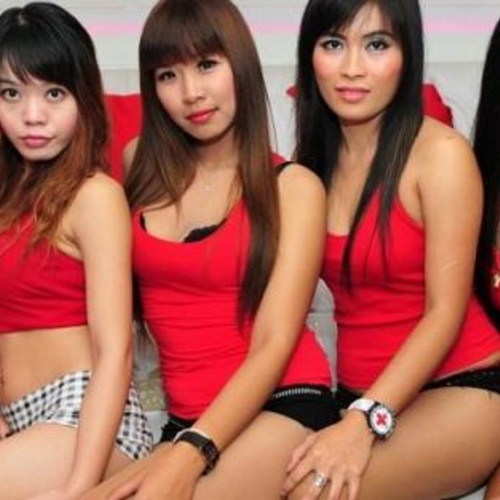 Who are the ladyboys from Thailand?